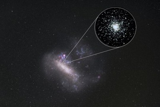 """Anche le galassie satellite crescono """"mangiando"""" galassie più piccole"""