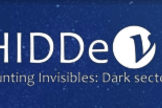 """Call for PhD fellowship in """"Neutrino and their connection in hidden sectors"""" - deadline 04/06/2021"""