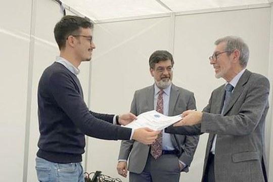Il Premio Sergio Borghi ad un neolaureato Unibo in Fisica del Sistema Terra