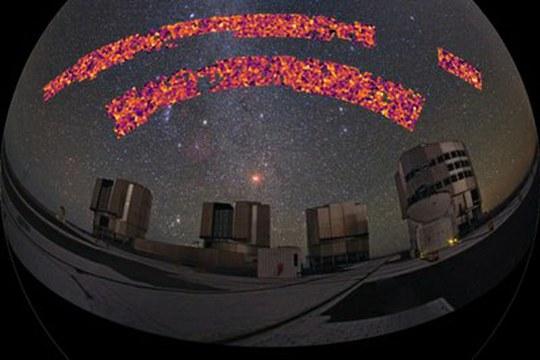 KiDS continua a crescere e conferma: l'Universo è più omogeneo di quanto ci aspettassimo