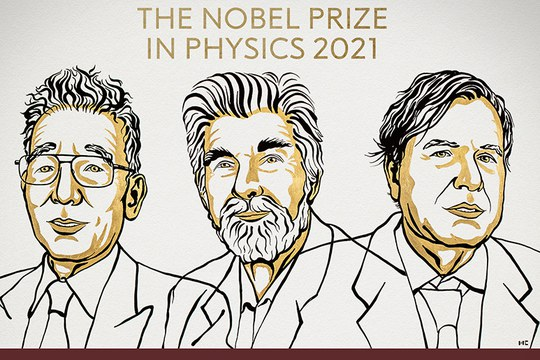 Nobel prize for Physics awarded to Climate and complexity scientists