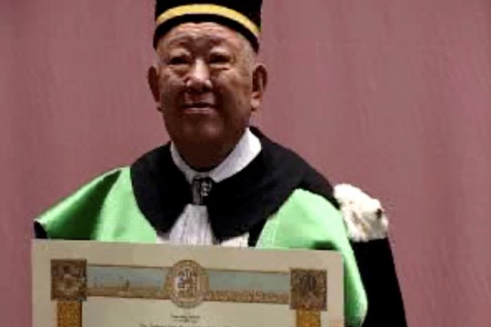 Scomparsa del Prof. Masatoshi Koshiba, premio Nobel per la Fisica nel 2002