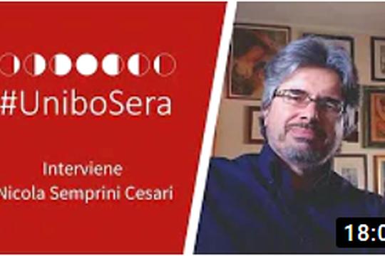 #UniboSera - Interviene Nicola Semprini Cesari